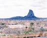 Brasiilia kuivanud maastikke