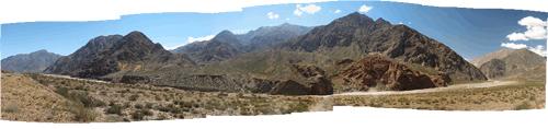 Aconcagua pargi ümbrusest (1)
