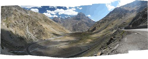 Aconcagua pargi ümbrusest (2)