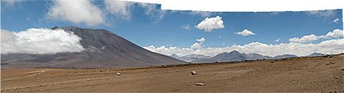 Boliivia (1) - vulkaan altpoolt vaadatune