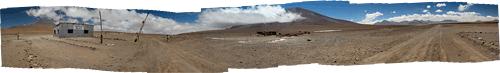 Boliivia (2) - piiripunkt