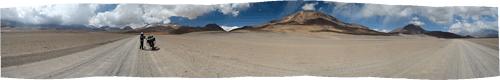 Boliivia (4) - vaateid otse teepealt