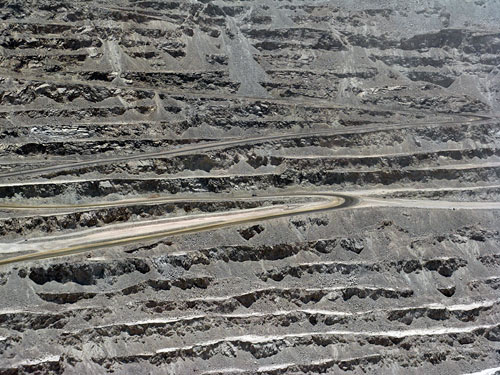 Kaevanduse muster - 100 aastat on neid teid pidevalt muudetud