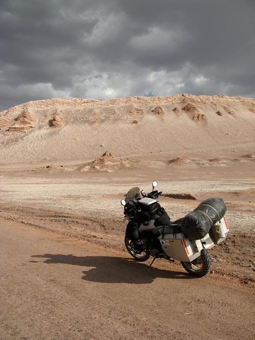 Läbi Valle De La Luna