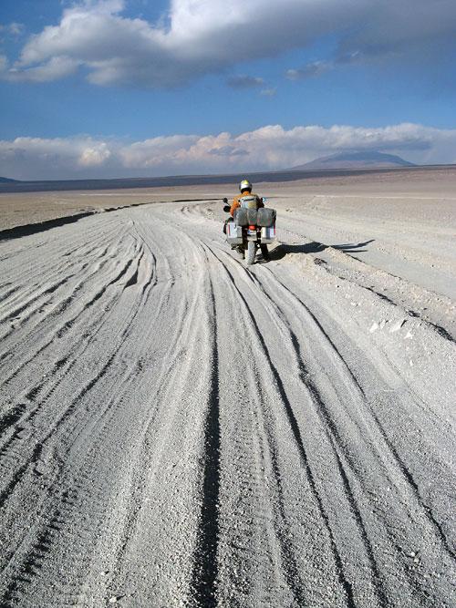 Boliivia teed