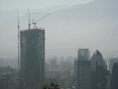 Ehitamine Santiago sudus