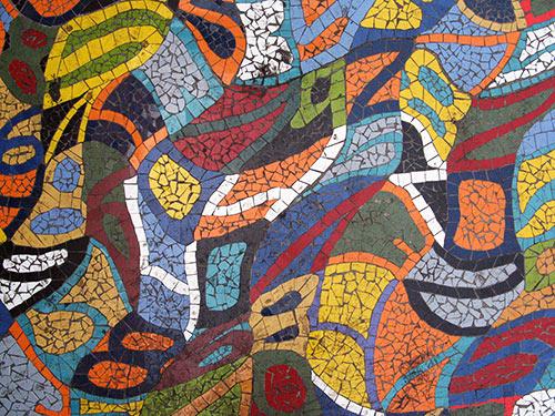 Bellavista (23) - mosaiigid kõnniteel