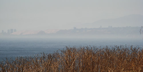 Valparaiso kaugel sudus