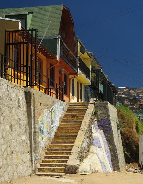 Trepp ja maja
