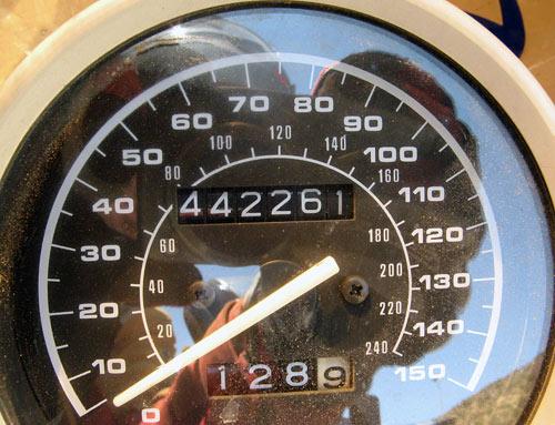 Üle 707 000 kilomeetri