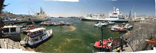 Valparaíso (9) - keset sadamat