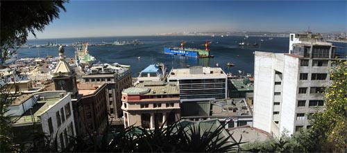 Valparaiso (5) - kesklinnast