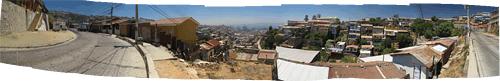 Valparaiso (6) - äärelinnast