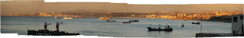 Valparaiso (7) - päikeseloojangus