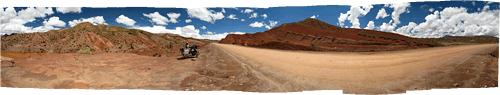 Cordilleras de Chichas (2)