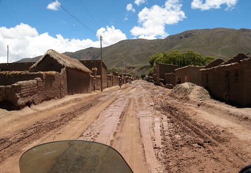 Mudased külad teepeal