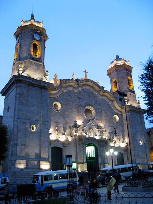 Potosi katedraal