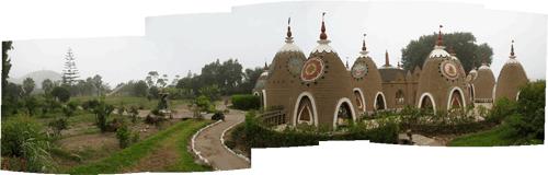 Aasia Lõuna-Ameerikas - krišnade oma koht Peruus
