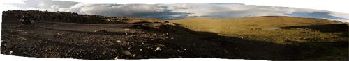 Peruu (4) - Päikeseloojang 4500 meetri kõrgusel