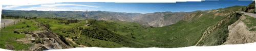 Peruu (7) - rohelisus