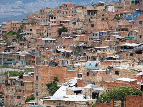 Bogotá vaene linnaosa