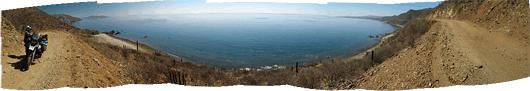 Baja maastikud (5) - Cortese meri