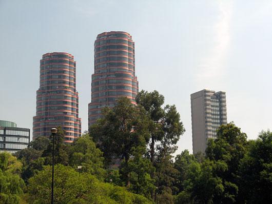 Modernne Mexico City