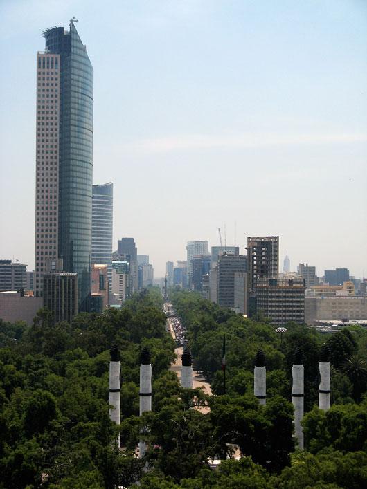 Mexico City peatänav