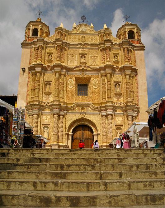 Templo de Santo Domingo kirik