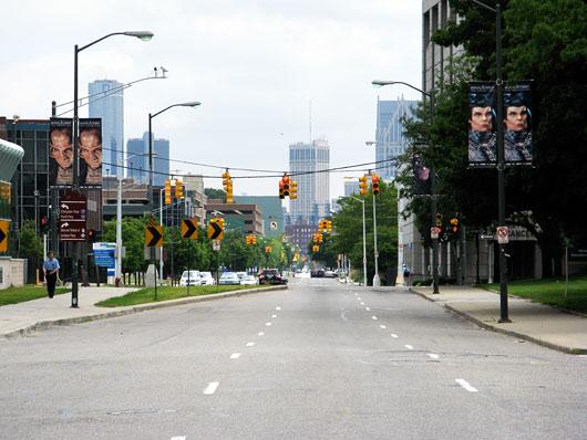 Detroit'i tänav