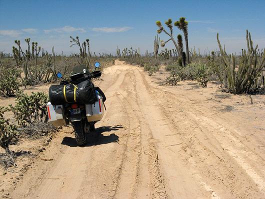 Baja rajad - just nendes kohtades avaldub Baja tegelik ilu