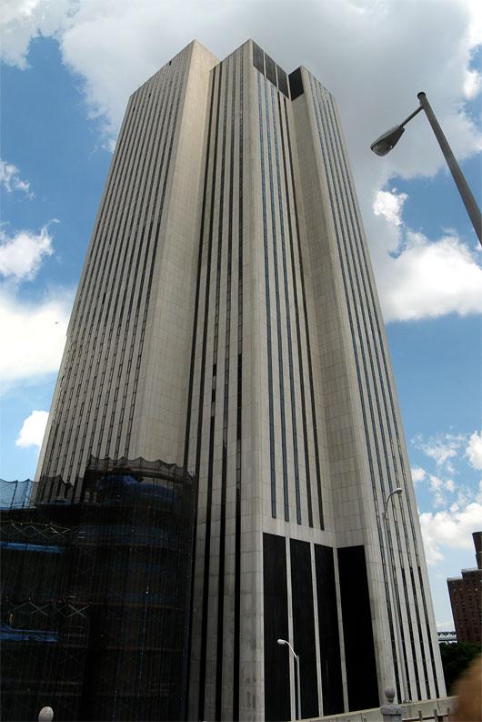 New York (5) - kaelamurdvalt kõrged hooned