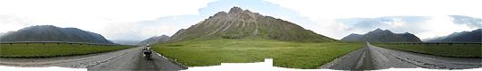 Alaska - mägisemad piirkonnad