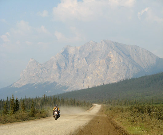 Alaska - Daltoni maantee oma täies hiilguses