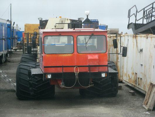 Huvitavad lume- ja igikeltsasõidukid (2)