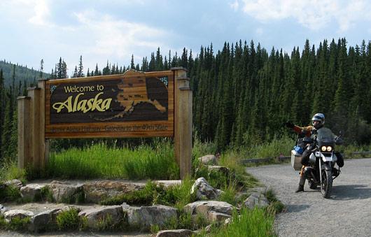 Lõpuks ometi Alaskal!