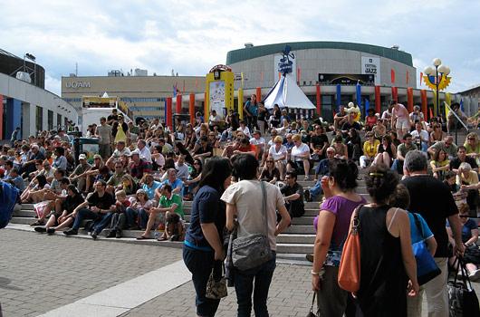 Rahvas džass festivali vabaõhus