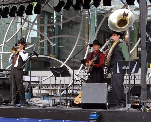 Dixie bänd laval