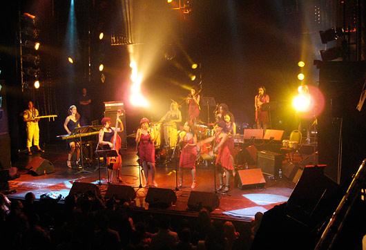 Cuba Soy - kuumad kuuba rütmid kuumadelt naistelt Montréali džassfestivalil