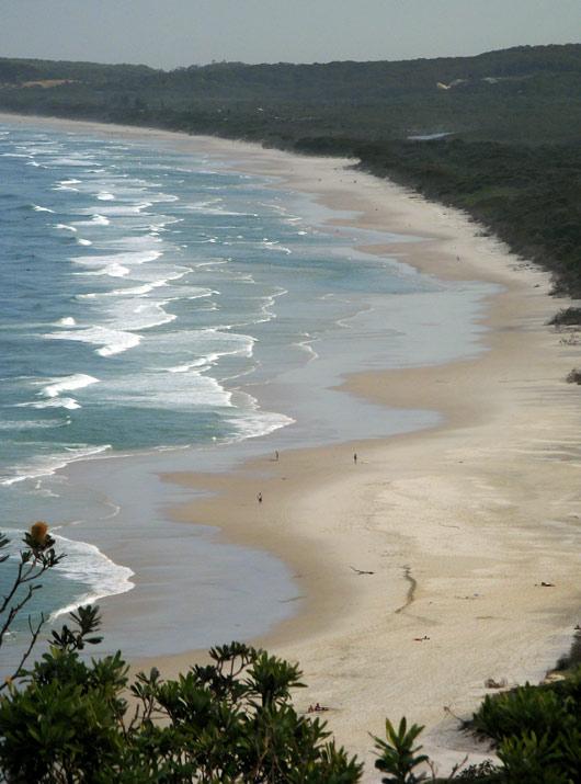 Vaikse ookeani rannad