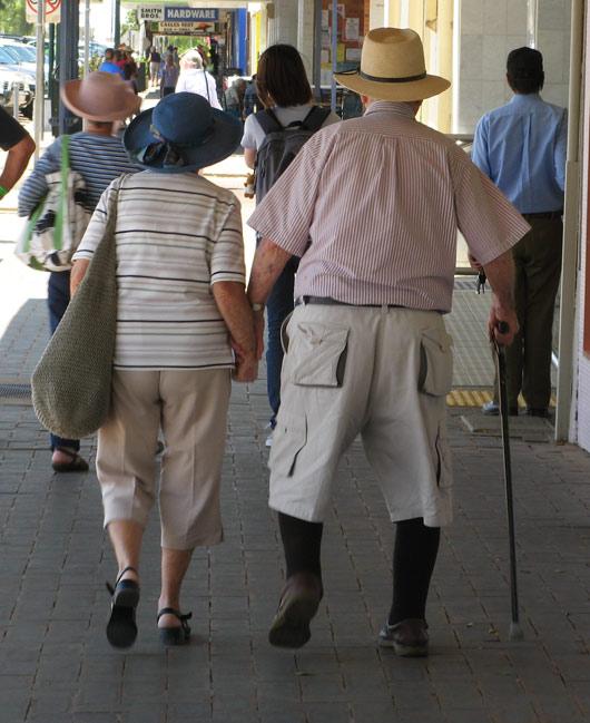Kaabud on outback'is populaarsed