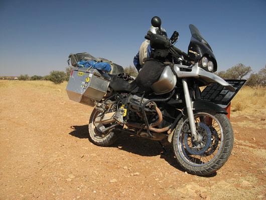Peatus Northern Territorysse saabudes - siit alates läks tee aina hullemaks