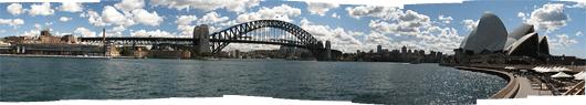 Sydney panoraam