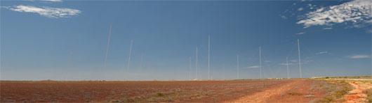 Exmouthi VLF antennisüsteem - omataolistest võimsaim maailmas