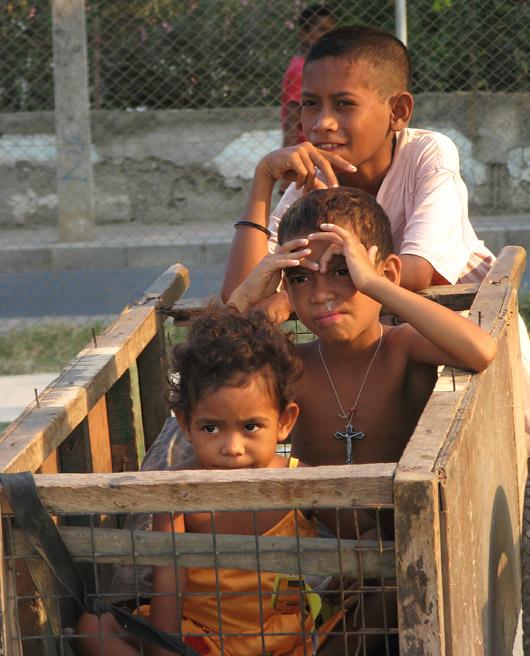 Ida-Timori lapsed