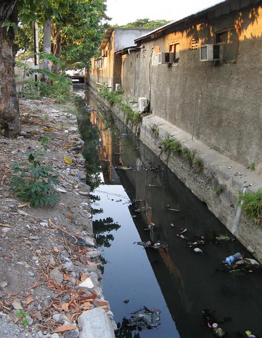 Kanalisatsioon otse merre