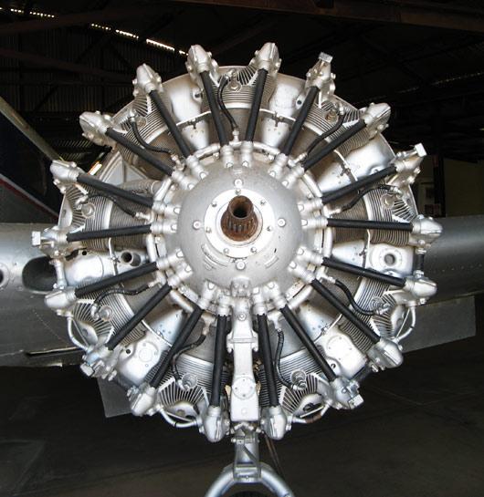 Lennuki radiaalmootor