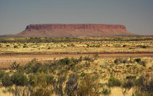 Mount Conner - kõrgem kui Uluru