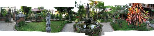 Hosteli aed (1)