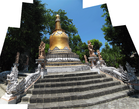 Budistide klooster Balil